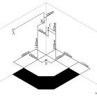 Гідромасажна кабіна Volle Lanvin (11-88-112)