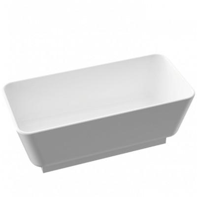 Ванна из искусственного камня BALTA (белый низ), Marmorin, P_W_009_02_1550